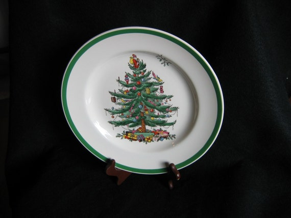 Spode China Christmas Tree Pattern