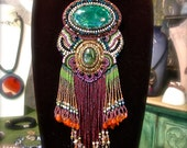 The beauty queen of the tribe - Necklace