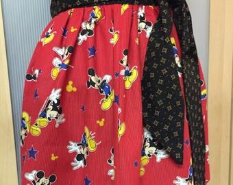 Vintage Style Gathered Apron