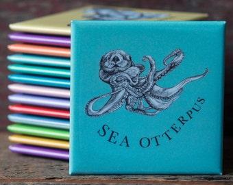 Sea Otterpus Magnet