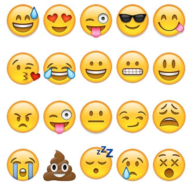 emoji temporary tattoos emoji party emoji party favors