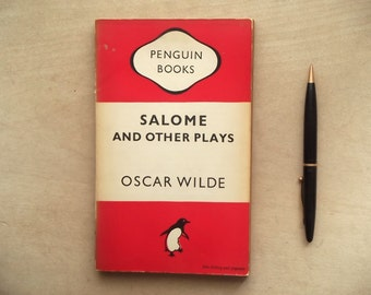 Oscar Wilde Salome and other plays penguin paperback