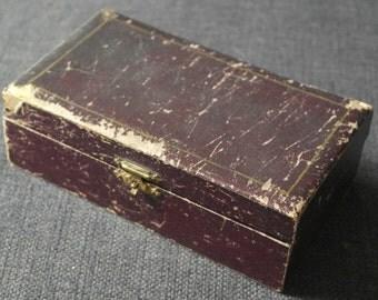 antique jewlery gift box
