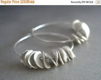 SALE Sterling Silver Hoop Earrings, Small Silver Hoop Earrings, Silver Hoops, Sterling Silver, Sterling Silver Hoops, Silver Hoop Earrings