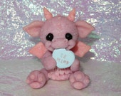Val the valentine candy dragon