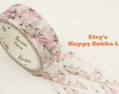 Sakura Tree - Japanese Washi Masking Tape - 7.6 Yard