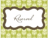 Reserved listing for Charlotte