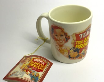 Shirley Temple mug
