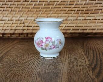 Miniature German Porcelain Vase