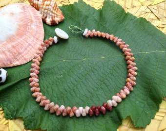 SeaShell Bracelet Kauai Kahelelani Shell Jewelry Eco Friendly Natural Shell Bracelet Hand Picked from Kauai Traditional Hawaiian Style