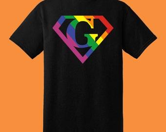 Super Gay T-shirt