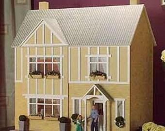 Dolls House Miniature Oak Hurst Gardens Quickstyle Kit