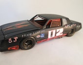 Classicwrecks Scale Model  Monte Carlo Racecar