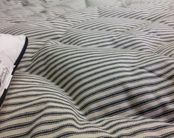 Queen size eiderdown (Choose your fabric )