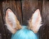 poseable blonde rabbit ears