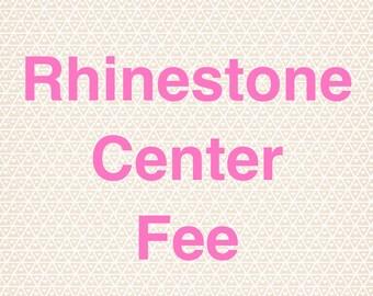 Extra BLING Garter personalization fee / Something Blue / Bridal Garter / Prom Garter / Lace Garter