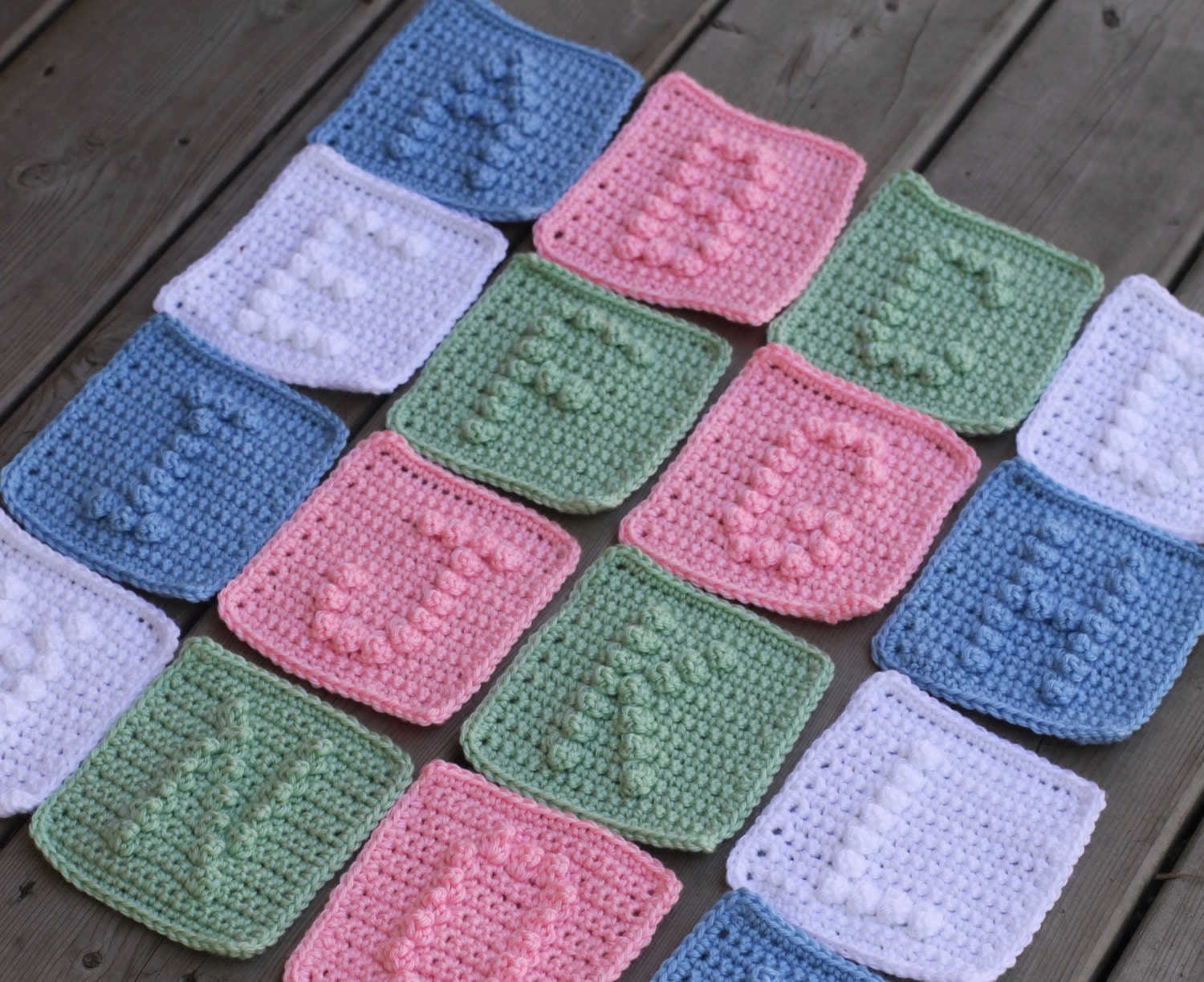 Upper Case Alphabet Letters A Z Crochet Pattern With Bonus