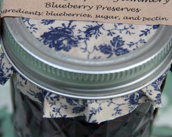 Blueberry Preserves - 8oz