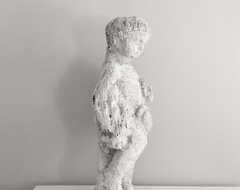French Limestone Sculpture