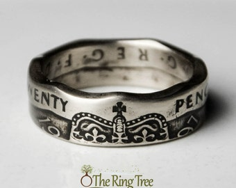 United Kingdom - 20 Pence - Coin Ring