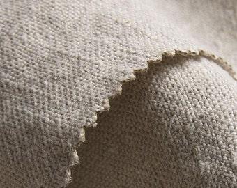 heavy linen canvas