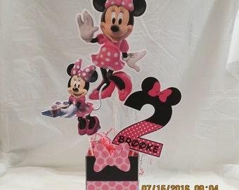 Minnie's Bow-tique Centerpiece Set