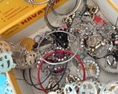 Jewelry destash - Altered art supply - Repurpose - Junk Jewelry lot - Estate Sale - Deal of the Day! - Lots of Jewelry - mixed lot -