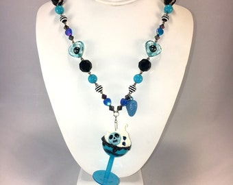 Boo-berry Sundae Necklace