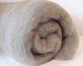 Natural Jacob  Batt, 2 oz, natural spinning fiber, carded batt, hand processed