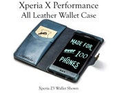 Xperia X Performance Leat...