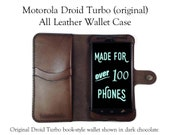 Droid Turbo Leather Walle...