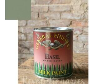 General Finishes Milk Paint - Basil