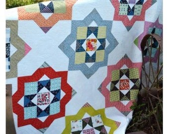 May Chappell - All Squared Up Quilt Pattern