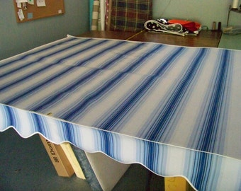 Vintage Camper Awning By Sew Country Awnings Daunelle