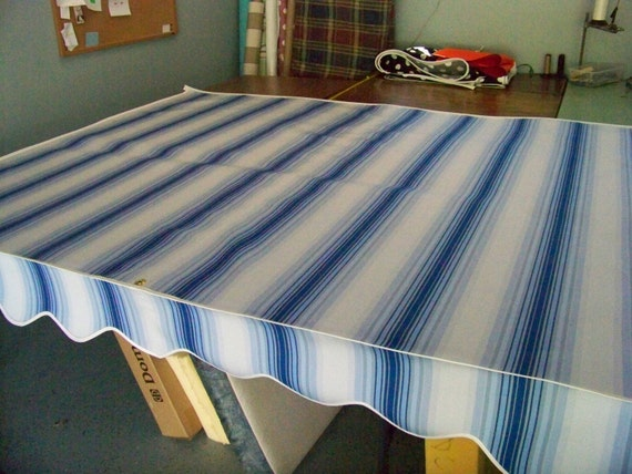 Awning For Vintage Camper Trailer True Awning Fabric