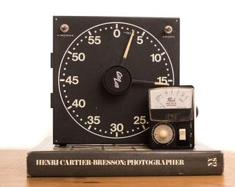 Vintage Darkroom Lab Timer