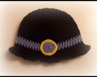 Princess Jasmine Hat Adult Size Handmade Crochet Made to Order