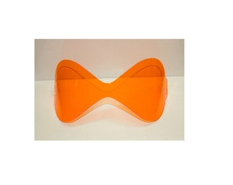 Anime Video Game Orange project Visor Glasses.
