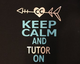 Classical studies tutor t shirt