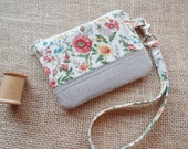 Woodland Wild Flower - Coin Purse/wallet