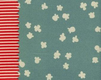 Penny Arcade - Popcorn in Light Blue - Kim Kight for Cotton + Steel - 3030-2