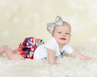 4th of July Bloomer Set