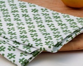 Luxurious Hand Towel, Bread Cloth, Handprinted Cotton Tea Towel, 25 x 17 inches