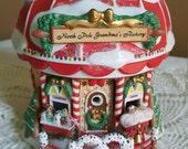 North Pole Series, Dept. 56 - Grandma's Bakery Light