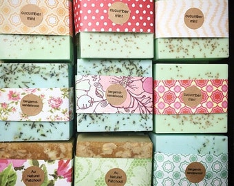 10 Bars Soap Gift Set