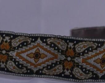 "No Slip Headband Wide 1.5"" Aztec Princess"