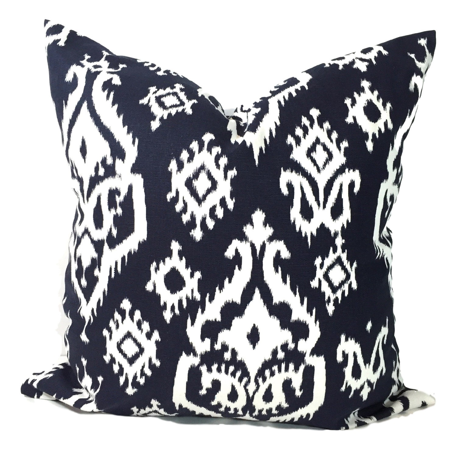 Navy Blue Pillows.Pillow Cover Decorative Pillow Throw