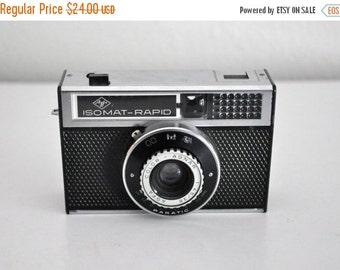 ON SALE Vintage Agfa Isomat Rapid Camera 1965