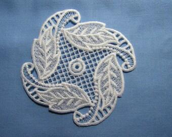Lace Doily Coaster