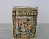Vintage Children's Books - Nutshell Library - Set of Four Illustrated Books - 1962 - Beginner Books